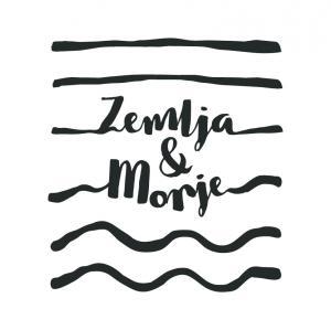 Logo: Zemlja&Morje