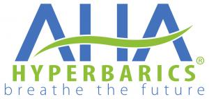 Logo: AHA Hyperbarics GmbH