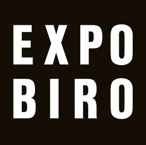 Logo: EXPO BIRO, D.O.O., Hoče, Slovenija
