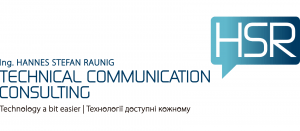 Logo: Technical Communication Consulting HSR