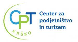 Logo: Center za podjetništvo in turizem Krško
