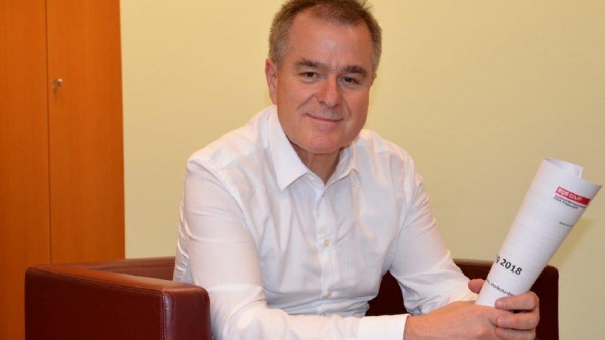 Slika: Marian Wakounig postal zopet najuglednejši davčni strokovnjak Slovenije