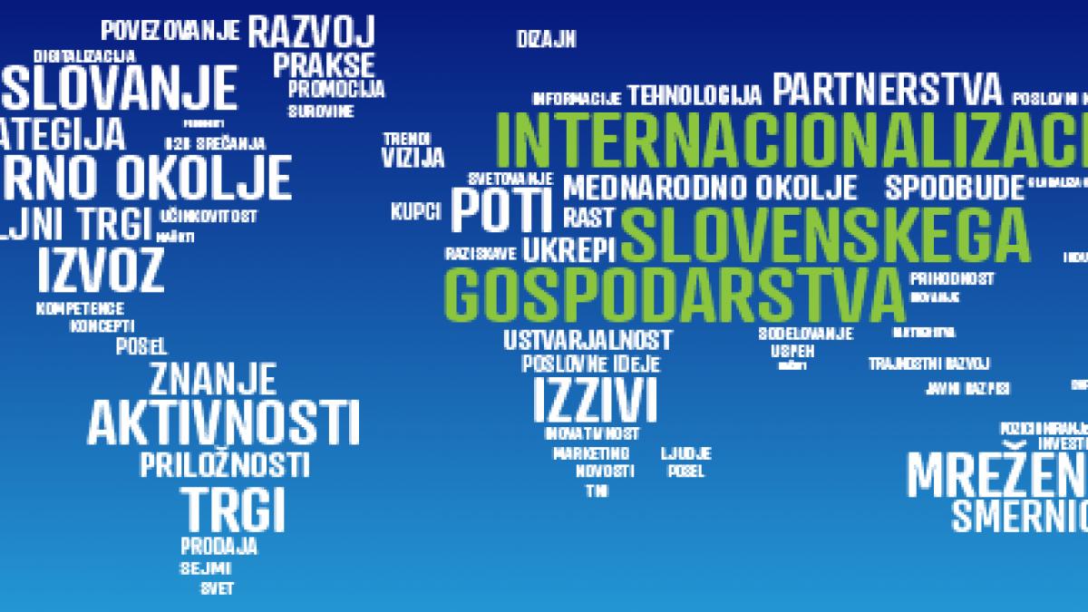 Slika: 1. Nacionalna konferenca o internacionalizaciji slovenskega gospodarstva