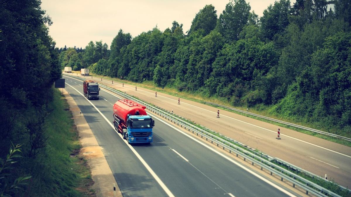 Slika: Elektronsko cestninjenje v Sloveniji