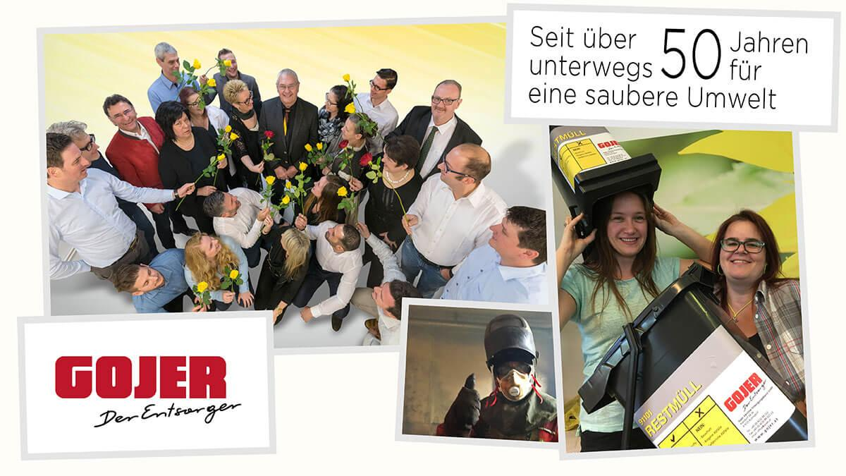 Slika: Petkov kolaž: Gojer, Kärntner Entsorgungsdienst GmbH