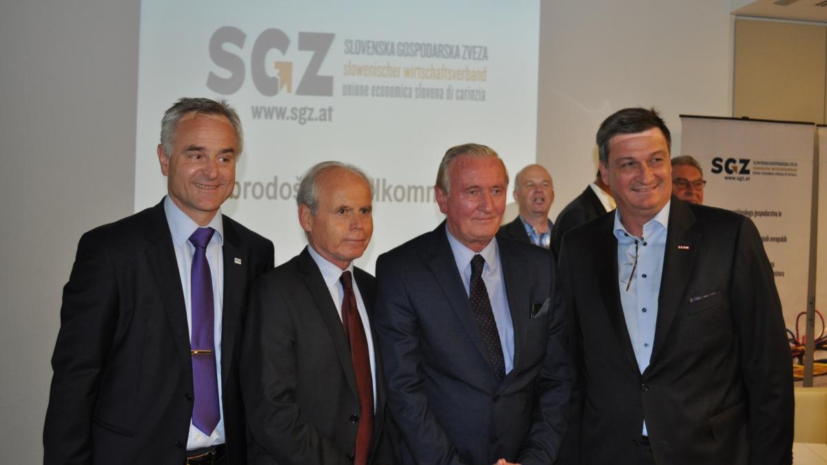 Slika: Občni zbor SGZ - 15.05.2018 - Celovec