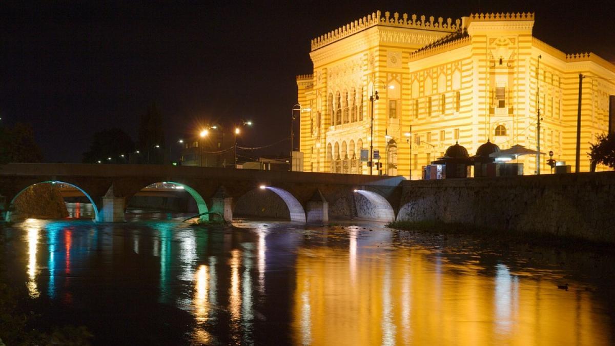 Slika: Gospodarska misija v Sarajevo, 24. – 27. september 2018