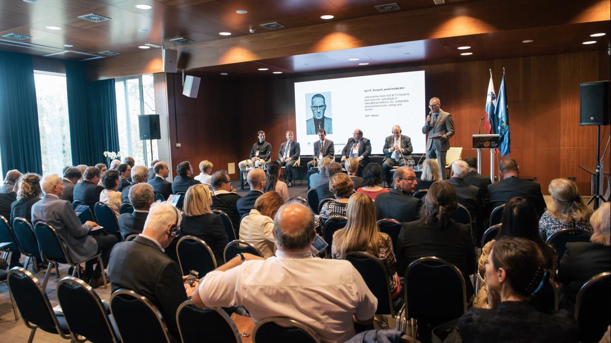 Slika: Strateški forum Bled (BSF)