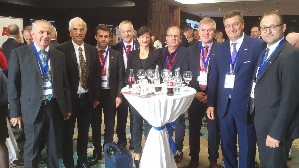 Bild: Wirtschaftsmission nach Sarajevo