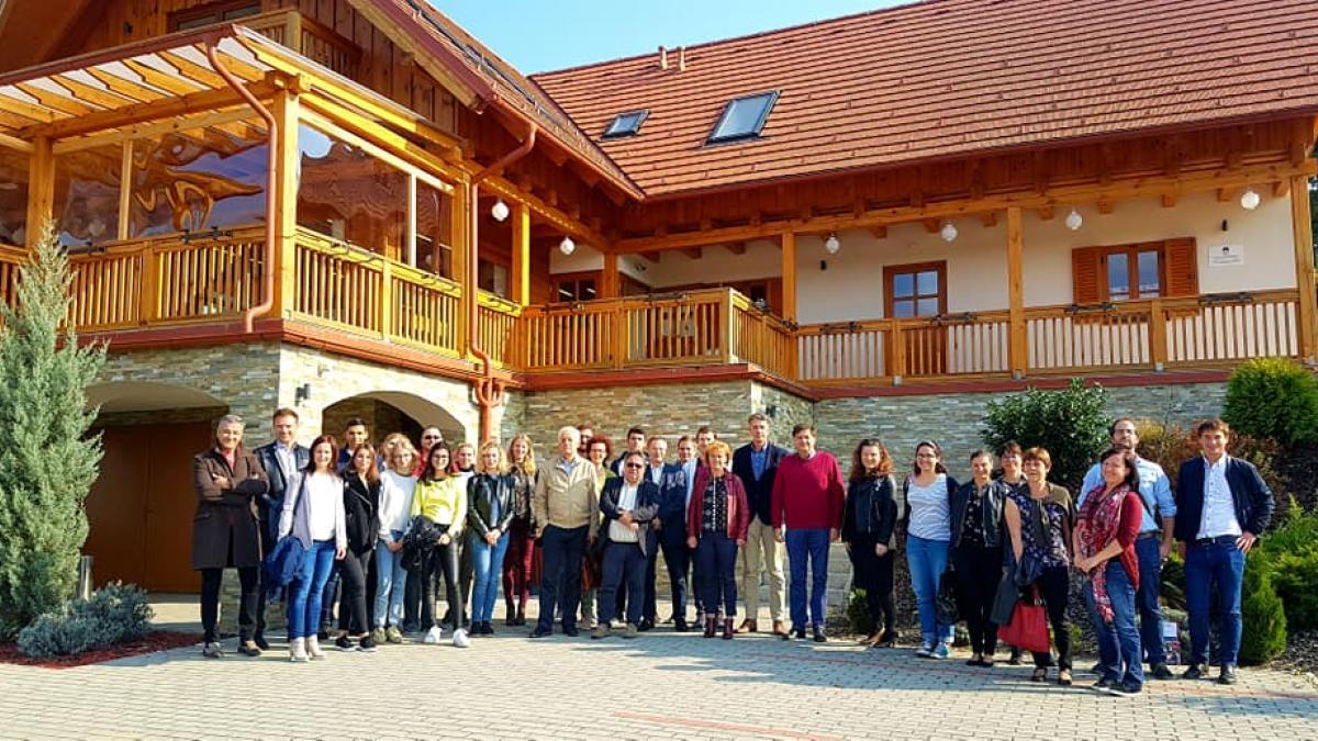 Slika: 4. srečanje MAJ: Srednja Evropa - prostor za poslovanje