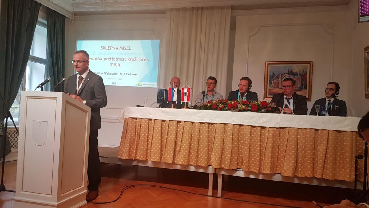 Slika: Slovenska podjetnost kroži prek meja