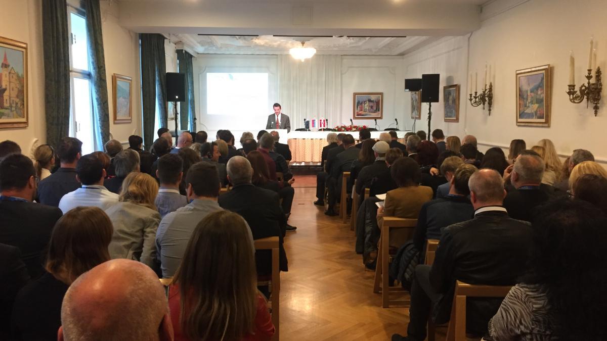 Bild: Slowenisches Unternehmertum jenseits der Grenzen