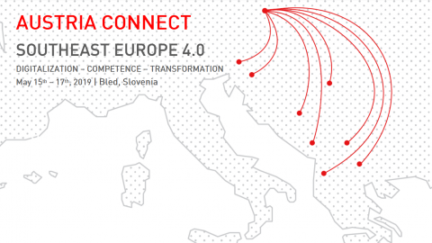 Bild: Einladung:  AUSTRIA CONNECT Southeast Europe 4.0