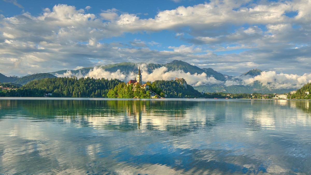 Slika: Mednarodni razpis - Bled Water Festival (BWF) - Odgovorno do vode