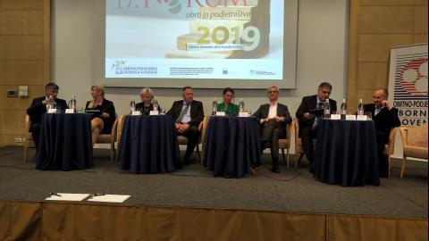 Slika: Forum obrti in podjetništva 2019 - OZS - Portorož