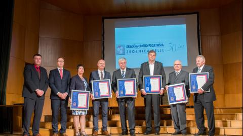 Bild: Die Regionale Handwerkskammer Celje feierte ihr 50-jähriges Bestehen