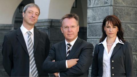 Bild: Die Anwaltskanzlei Grilc Vouk Škof feiert 40 Jahre erfolgreichen Wirkens