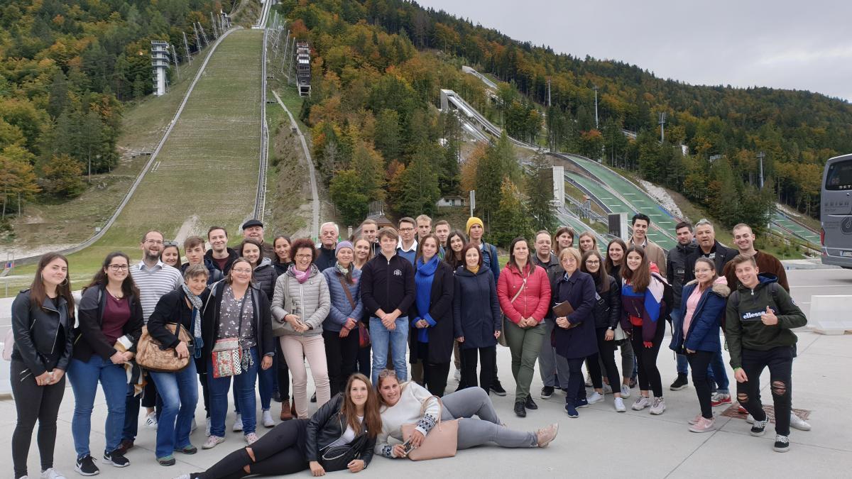 Bild: Projekt M.A.J. -Avstrija - Slovenija - Italija