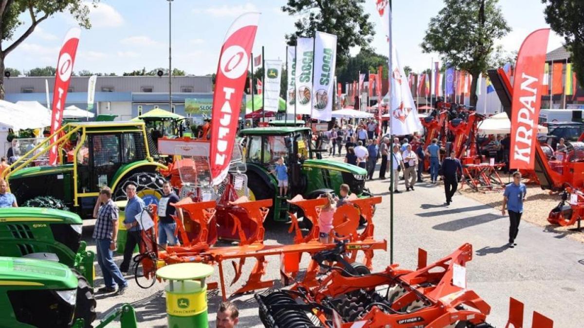 Slika: Mednarodni kmetijsko-živilski sejem AGRA