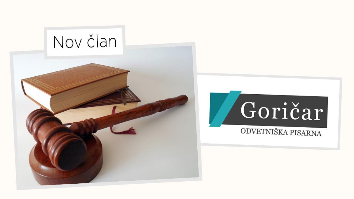Slika: Odvetniška pisarna Goričar d.o.o.
