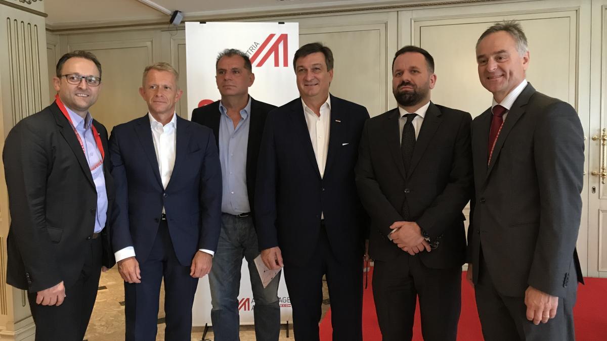Slika: Gospodarska misija v Prištino, 09.-11.10.2019