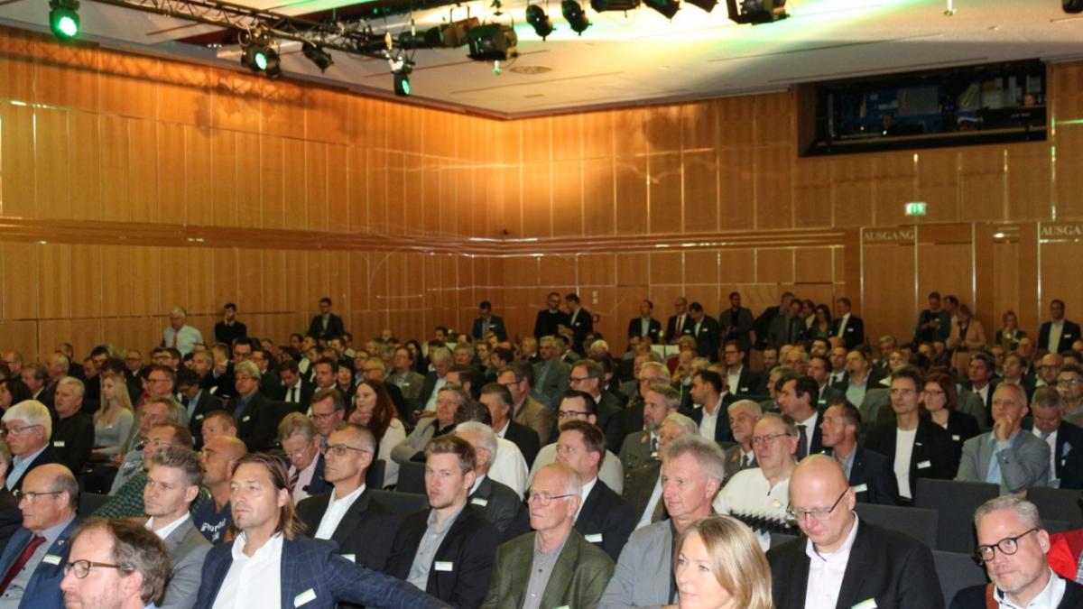 Bild: Konferenz erneuerbare Energien