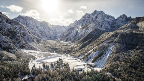 Bild: Wirtschaftsförderungsforum im Vorfeld des FIS Langlauf Weltcups in Planica 2019