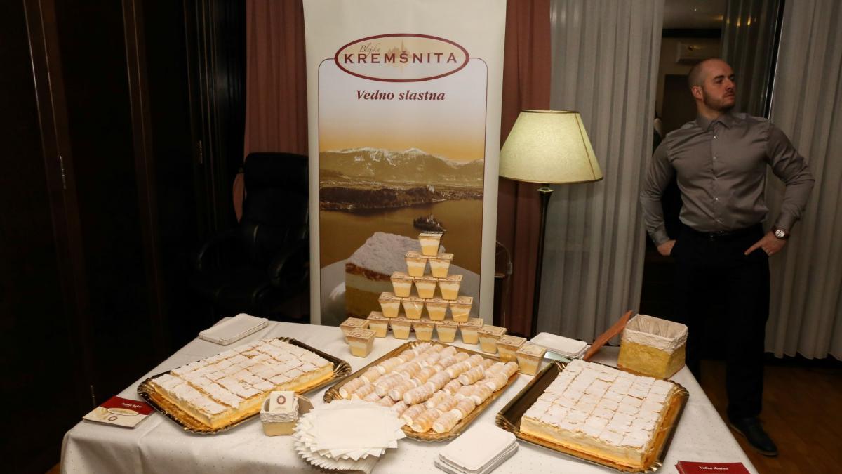Slika: kulinarične dobrote iz Slovenije