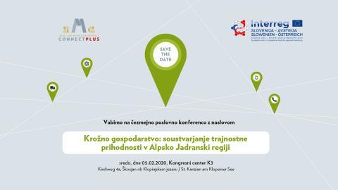 Bild: Wirtschaftskonferenz - Kreislaufwirtschaft: Gestalten einer nachhaltigen Zukunft in der Alpen-Adria Region