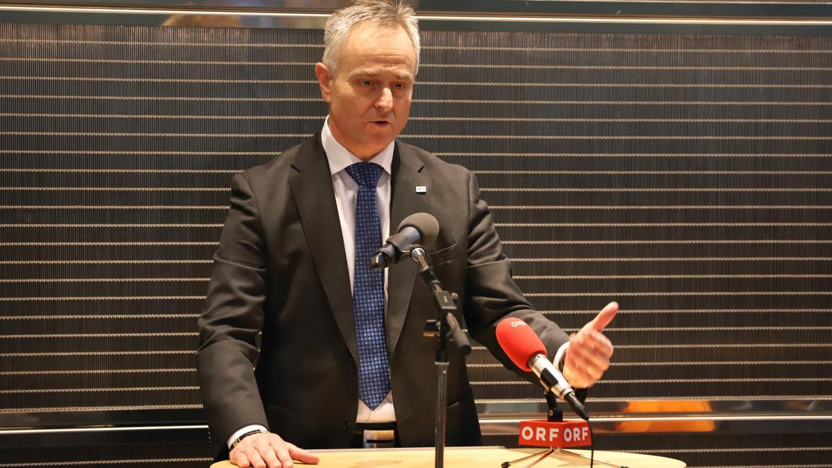 Bild: Präsident SGZ Benjamin Wakounig