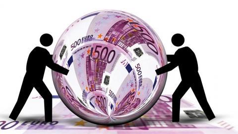 Bild: 38-Milliarden-Euro-Hilfspaket für die Wirtschaft