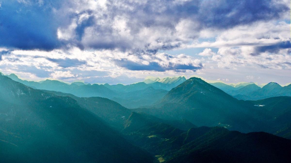 Bild: Gemeinde-Quarantäne in Slowenien