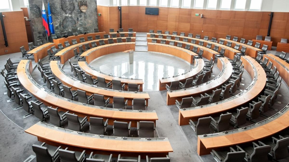 Bild: Slowenisches Parlament, Bild: RTVSlo
