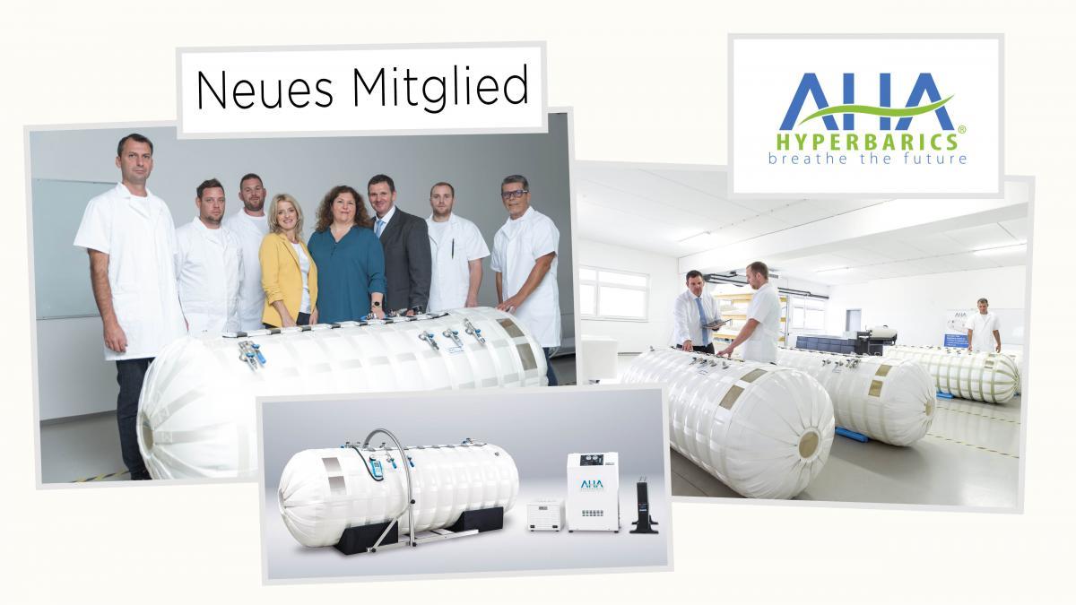 Slika: AHA Hyperbarics GmbH
