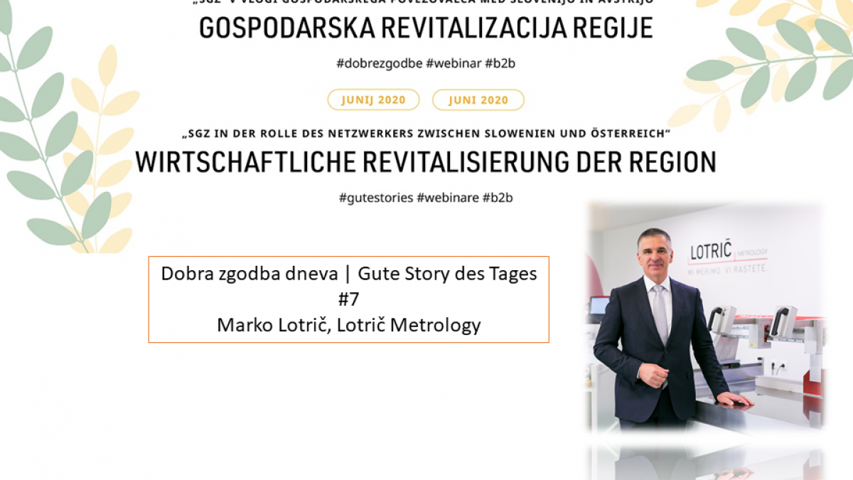 Bild: Marko Lotrič, Lotrič Metrology