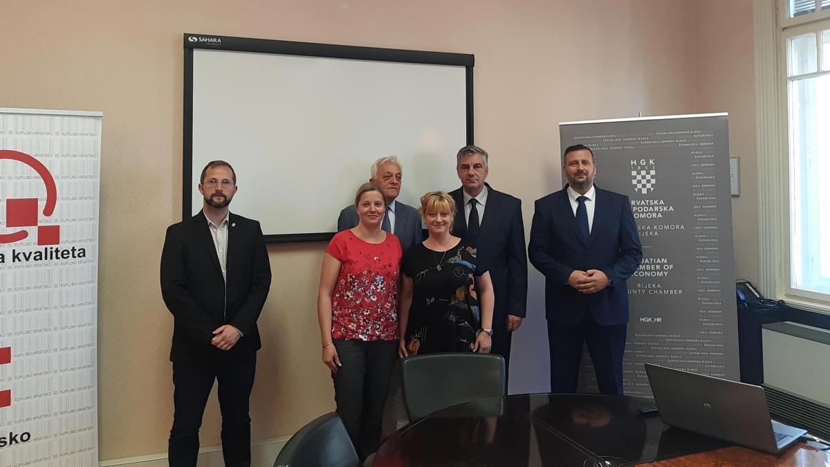 Bild: SGZ zu Gast in Rijeka