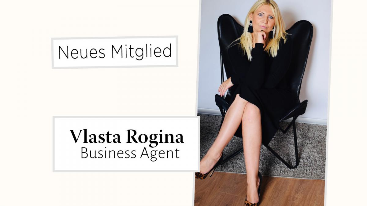Slika: Vlasta Rogina - Business Agent