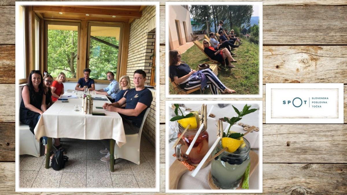 Bild: SGZ-Treffen mit SPOT Kärnten