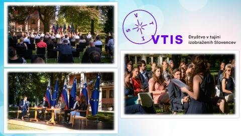Slika: Srečanje SGZ z društvom VTIS