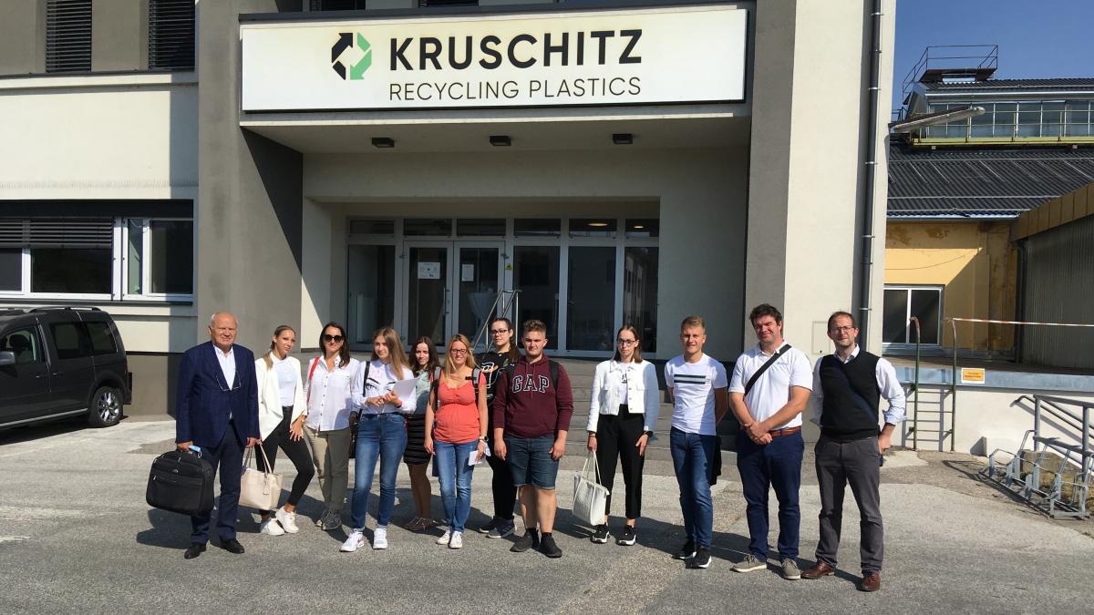 Slika: SGZ sprejela študente iz Slovenije