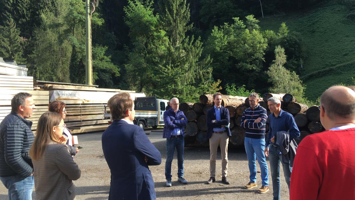 Bild: Unternehmerreise Südtirol-Kärnten