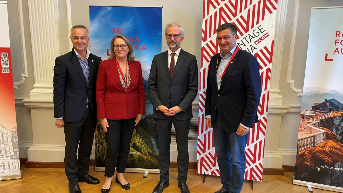 Slika: Poslovna delegacija v Srbijo