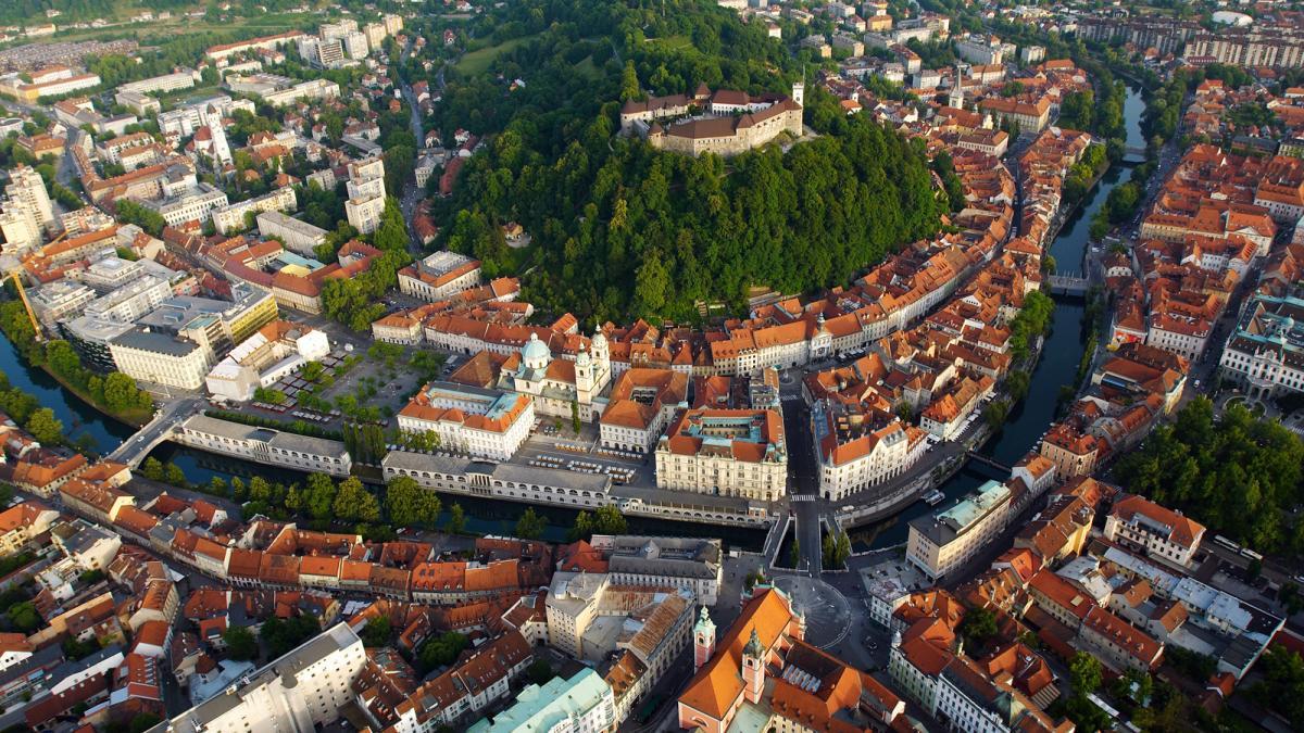 Slika: Van der Bellen na obisku v Sloveniji