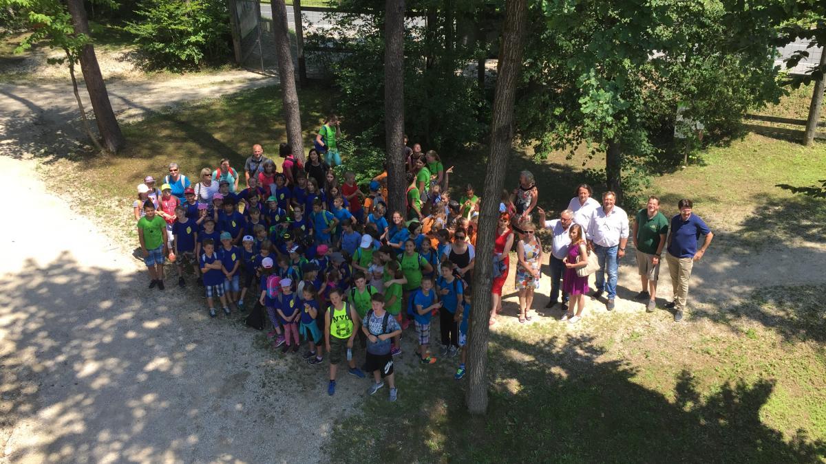 Slika: Čezmejno srečanje šol in vrtcev